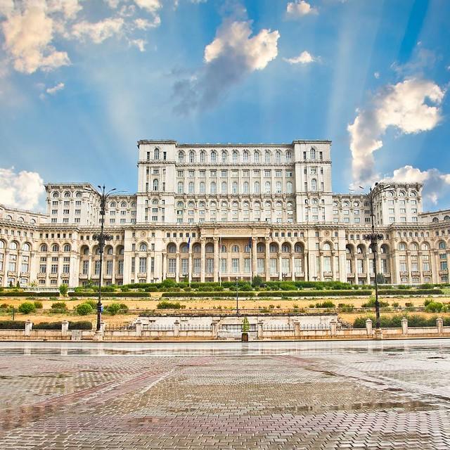 Belezas da Bulgária & Romênia