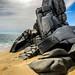 Rocks on the Beach por KVSE