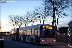 Heuliez Bus GX 427 - Tisséo n°1356 - Photo of Saint-Lys
