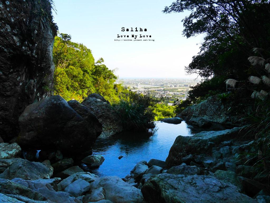 宜蘭礁溪旅遊景點秘境猴洞坑瀑布停留時間 (8)