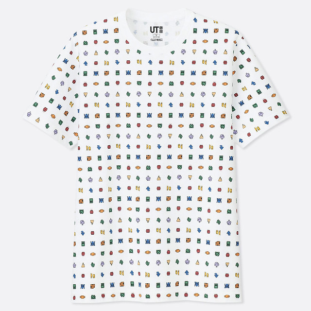 《魔物獵人》15周年 × Uniqlo「UT」合作印花T恤(ザ・ゲーム バイ モンスターハンター UT)04 月 15 日於日本發售!
