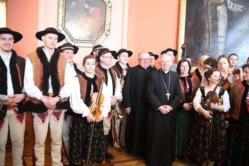 Msza św. dla Fundacji Szlaki Papieskie Jana Pawła II | ap Marek Jędraszewski, 23.03.2019