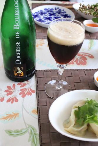ベルギービールとおつまみ 裏テーマはクミン