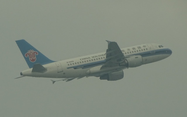 China Southern Airlines Airbus A319 B-6209