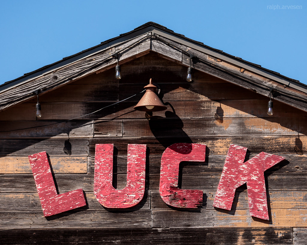 Luck Reunion | Texas Review | Ralph Arvesen