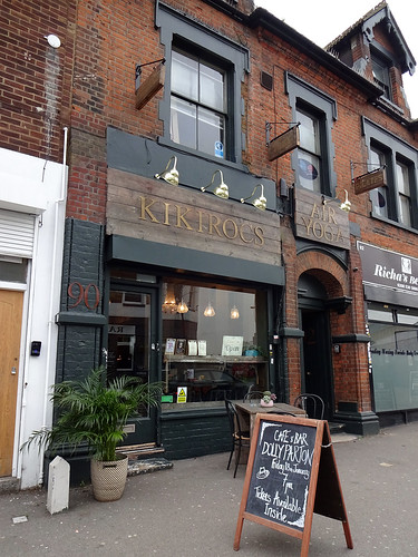 Kikirocs, South Woodford, London E18