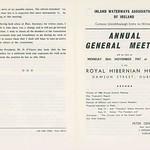 IWAI AGM 1967Agenda  DA