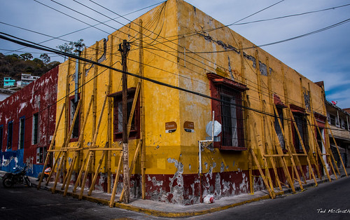 2018 - Mexico - Atlixco - Earthquake Aftermath
