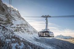 Zugspitze: lanovka superlativů