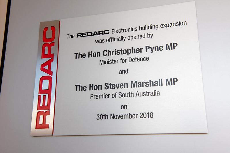 REDARC Facility Opening | November 2018