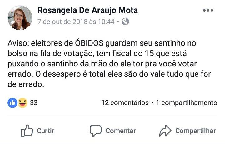Rosangela Mota - Óbidos 2