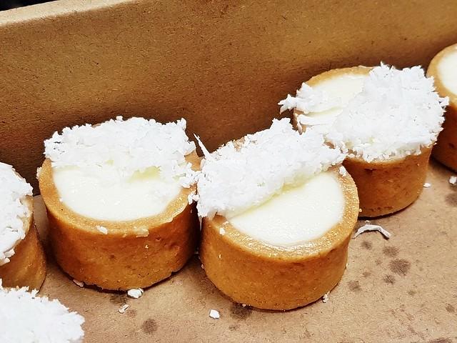 Coconut Mascarpone Pie