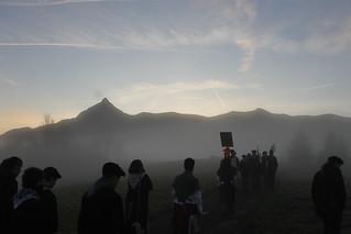2018 KANTU ESKEAN Euskal preso eta iheslarien alde