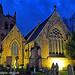 2-365-132 St Thomas Stockton Heath at dusk