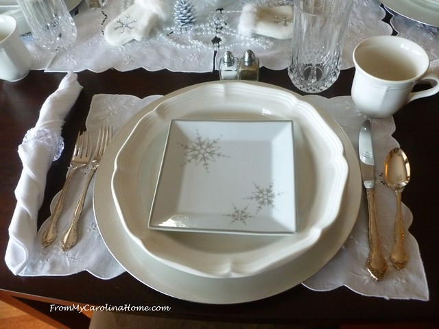 January White at FromMyCarolinaHome.com