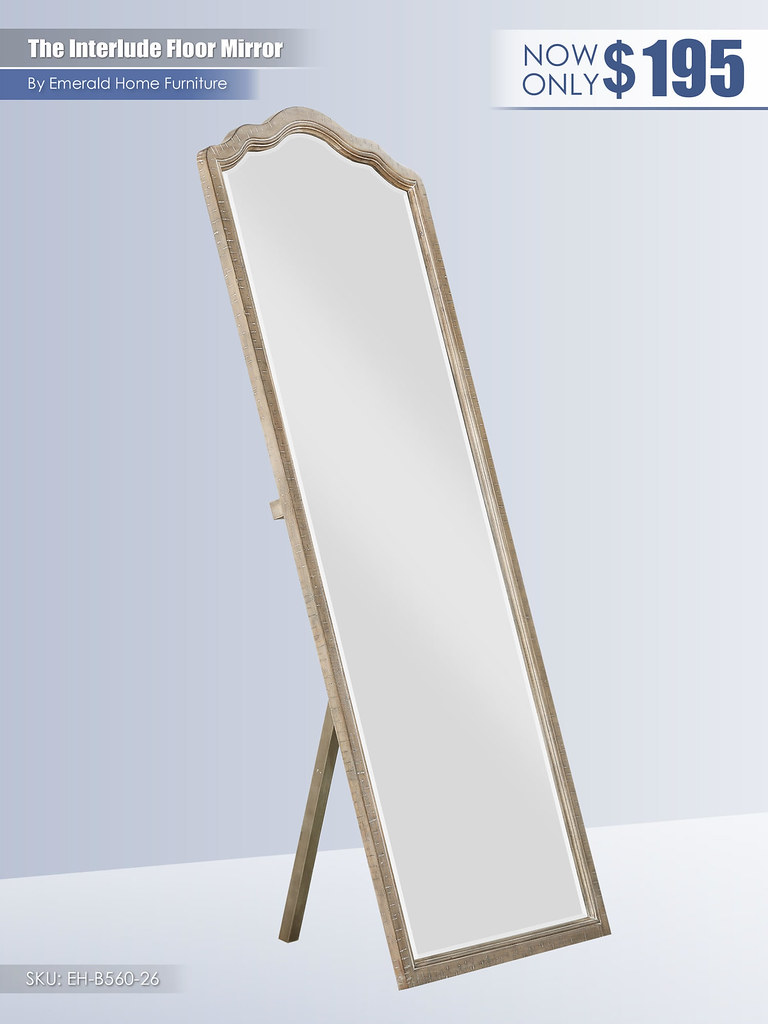 Emerald Home Floor Mirror EH-B560-26