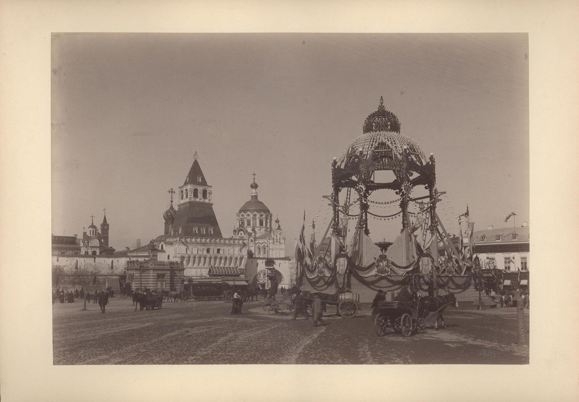 Фонтан на Лубянской площади
