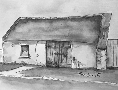 The Old Forge by Fiona Barrett
