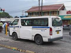 Jamaica Constabulary Force Toyota Hiace