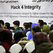Afghan youth gather at 4-day Hackathon in Kabul.