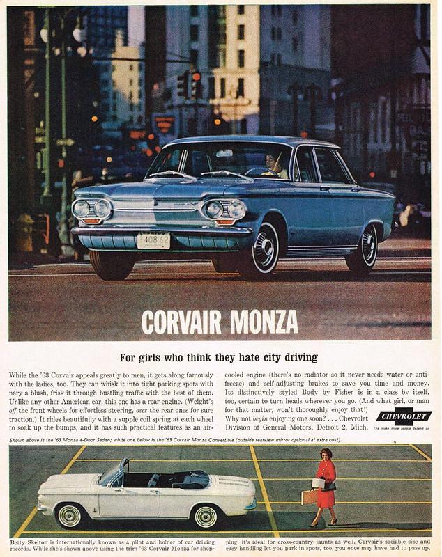 1963 Chevrolet Convair Monza