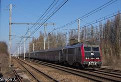 3635 Paris Austerlitz - Cahors - Photo of Torfou