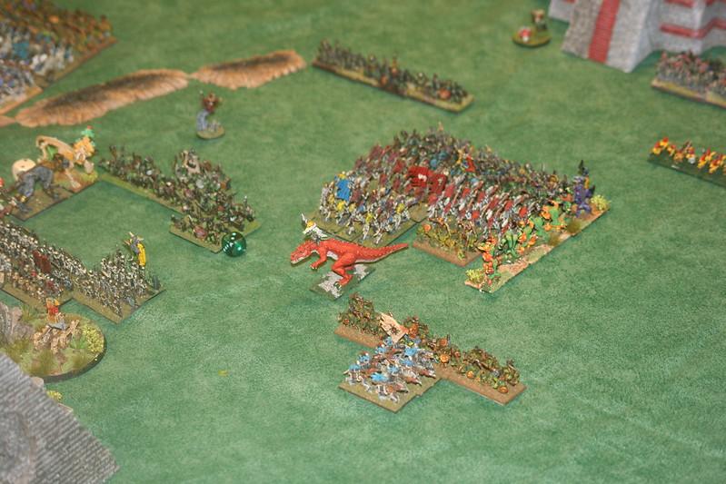 [4000 - Orcs+HL vs Khemri] La bataille des pyramides noires 46466201425_a6d4fb7441_c
