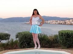 Shining on Crete