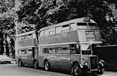 Ex London transport RT543 with Mago's of Streatham 1960's.