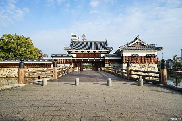 廣島城表御門
