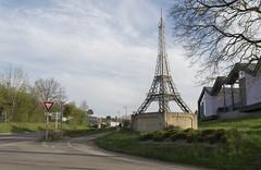 Replica of Eiffel Tower, 16.04.2018.