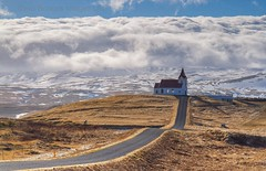 Traditional Icelandic Church