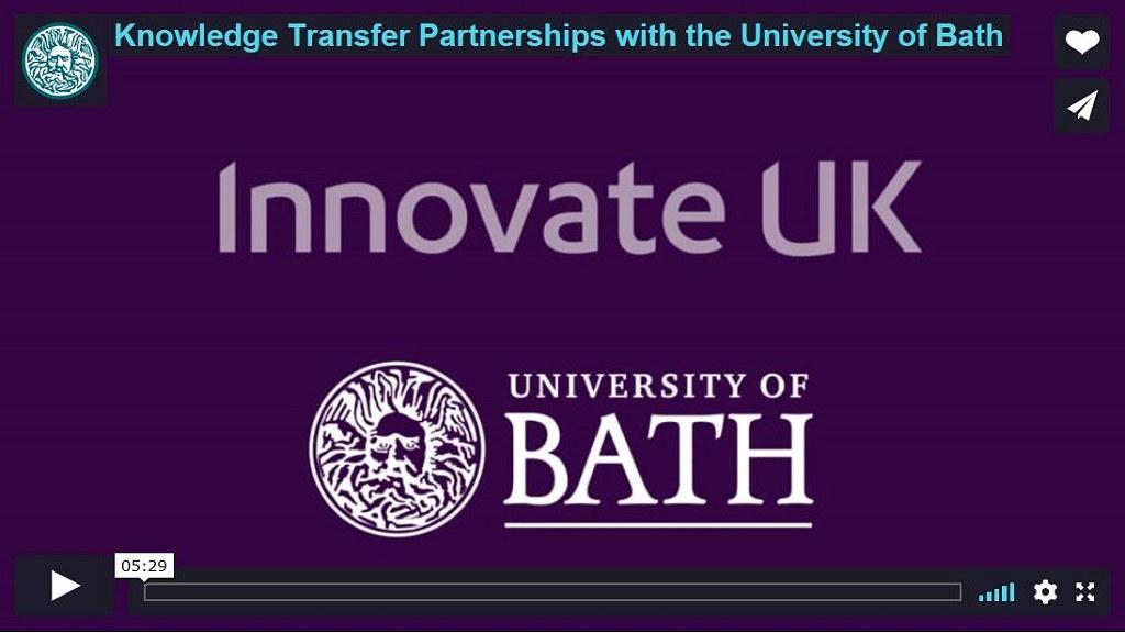 Knowledge Transfer Partnerships (KTPs)