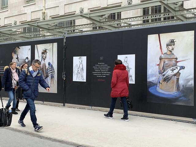 Enki Bilal VS Gare de Lyon