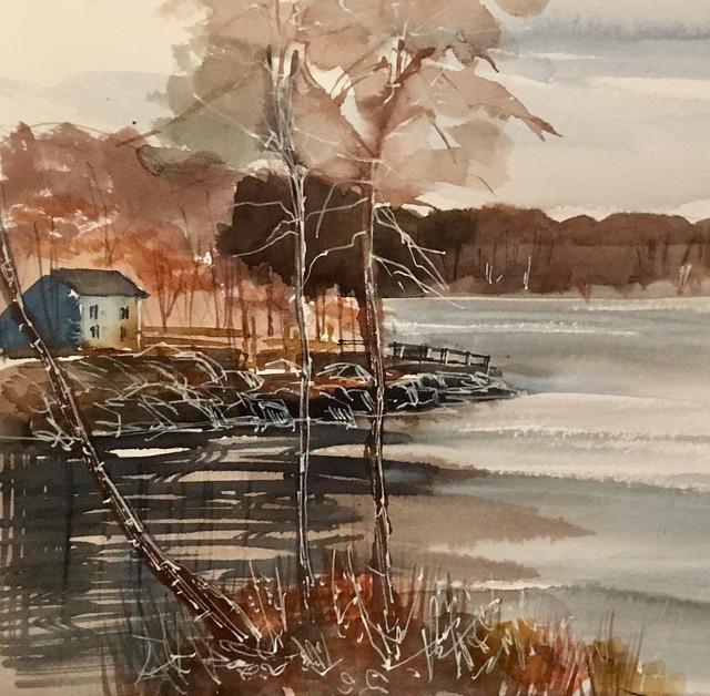 181231 Indian Lake Rhode Island cropped