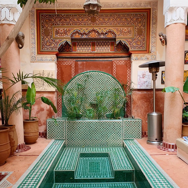Riad a Marrakech