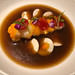 Menu # 17 Tom Yum Goong - Scampi, lemongrass, mushrooms