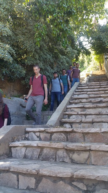 19.04.2017 Guided tour in Haifa inspired by the movie