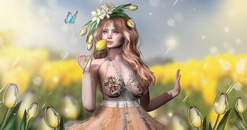 Inhale the Spring