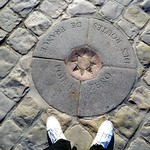 ภาพของ Point zéro des Routes de France. france frankreich îledefrance paris capitale 4emearrondissement îledelacité 75 repère sneakers vans zéro
