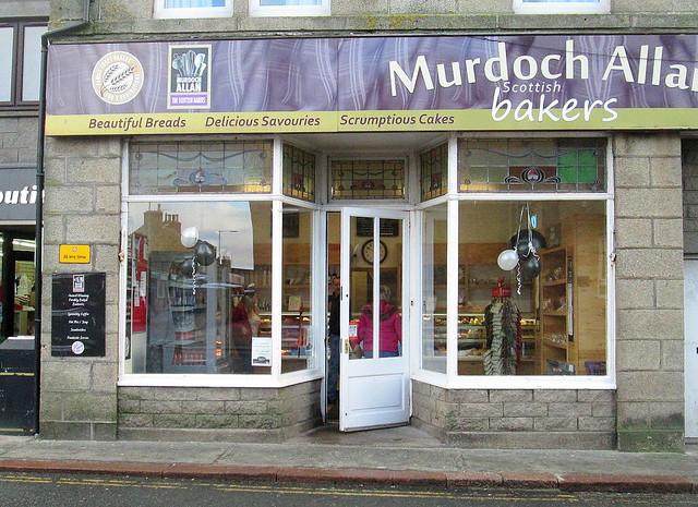 Decorative Shop Windows, Fraserburgh