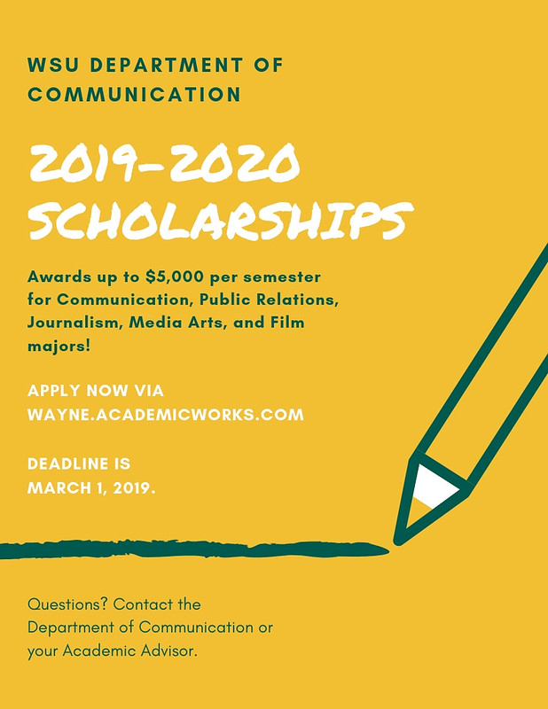 Journalism Scholarships 19-20 final