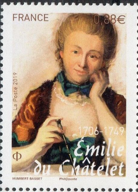 France - Émilie du Châtelet (January 18, 2019)