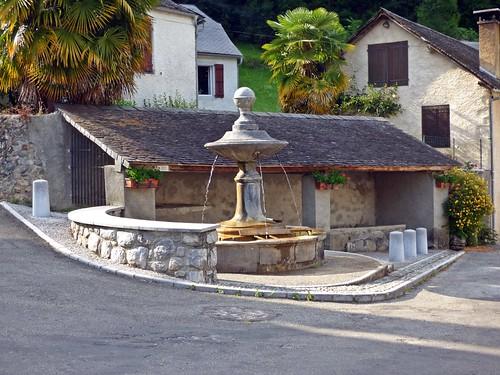 Fontaine et Lavoir...Sarrance
