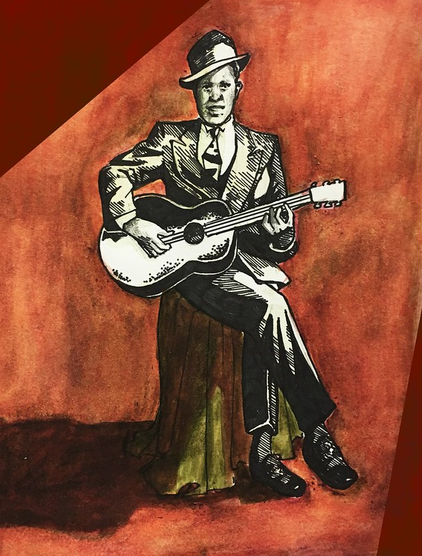 "Vintage album review: Robert Johnson's ""King of the Delta Blues Singers"""