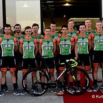 Ploegvoorstelling 2019 : Prorace-Urbano Cycling Team