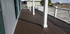 Deck After. Color: Shagbark