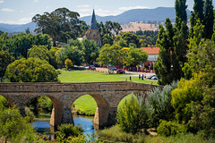 Richmond Bridge, Tasmania Australia
