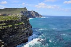 Cape Point cliffs