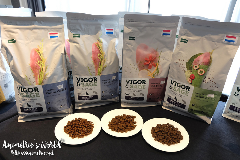 Vigor and Sage Pet Food